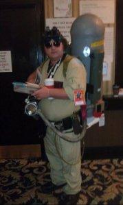 Ghostbuster at 2012 ConCarolinas